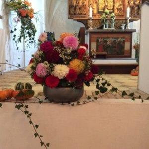 Gudstjeneste: Høstgudstjeneste