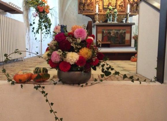 Høstgudstjeneste 15. september