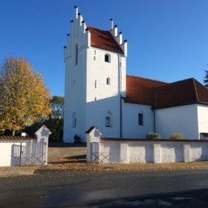 Begivenhed: Kalkning af Kirken