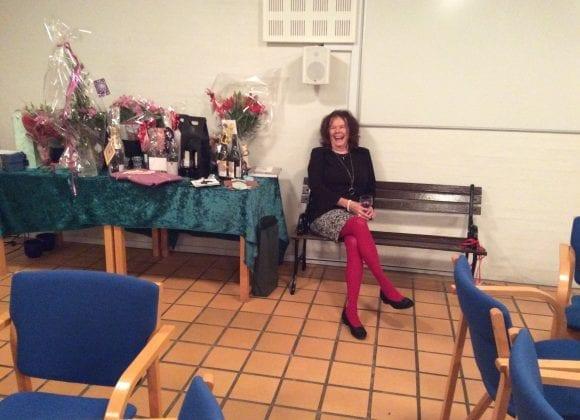 Kirstens reception